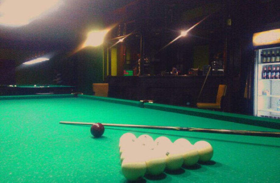 Бильярдный Клуб в Центре города
