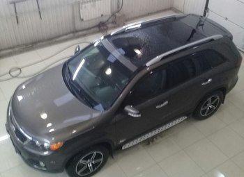 Автомойка на Парнасе рядом с метро