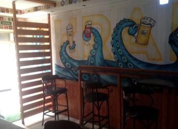 Популярный бар-магазин крафтового пива в центре