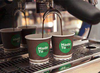Предвижной Автономный Кофе с Собой