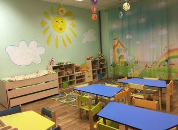 Частный детский садик в Стрельне