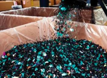 Перспективное производство по переработке пластика