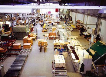 Производство мебели с собственной сетью салонов