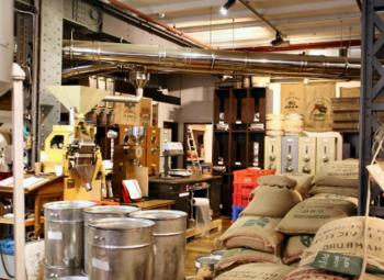 Прибыльное производство по обжарке кофе