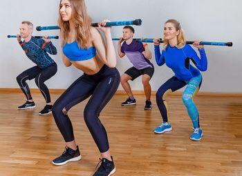 Фитнес клуб на севере города