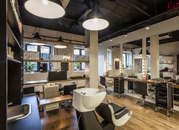 Абсолютно новый салон красоты бизнес класса
