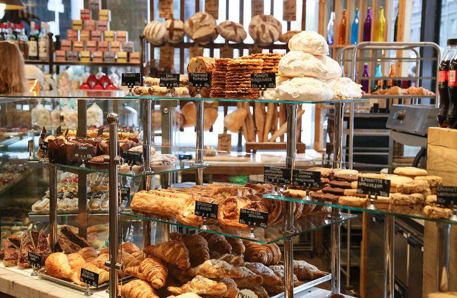 Пекарня в густозаселенном месте