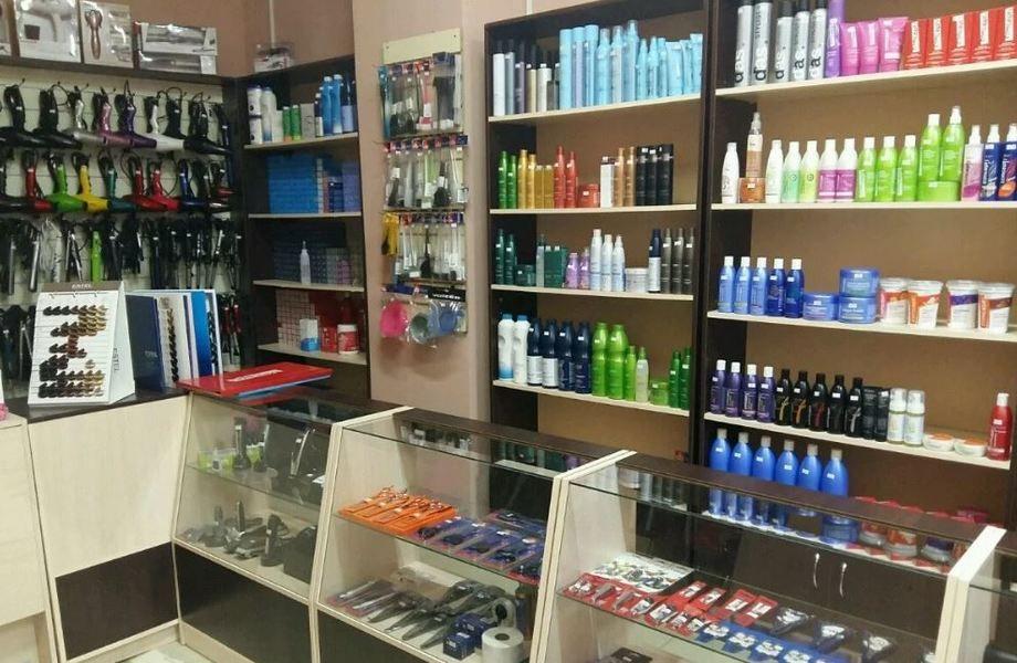 Магазин косметики для волос