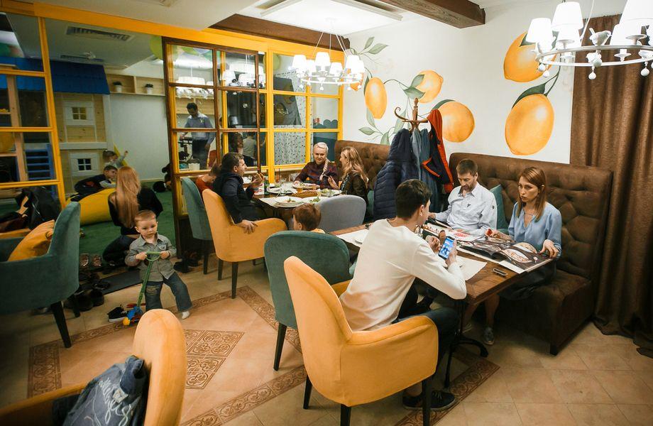Перспективная кофейня в Петроградском районе