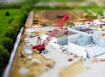 Строительная компания с разрешением на строительство