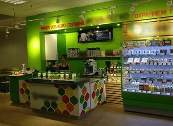 Кафе правильного питания в БЦ