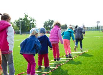 Крупный детский сад с перспективой развития