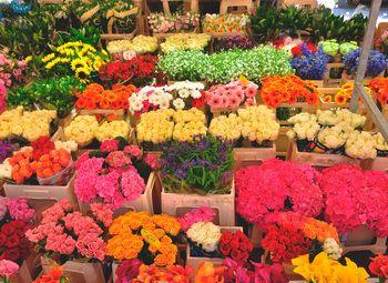 Цветочный магазин близ метро