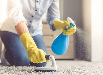 Химчистка мебели и ковров. Клининг