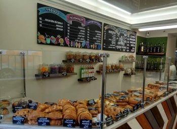 Кофейня-пекарня в центре с подтверждённой выручкой