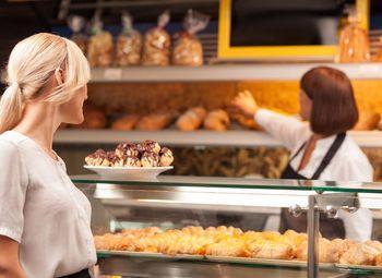 Молодая но перспективная  пекарня