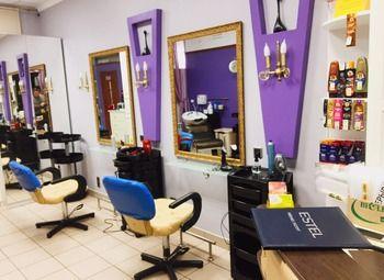 Салон красоты работающий под известным брендом