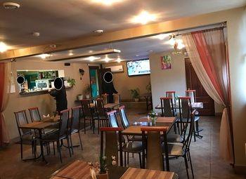 Кафе на юго-западе города