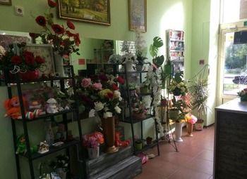 Магазин цветов и подарков в зоне высокой проходимости