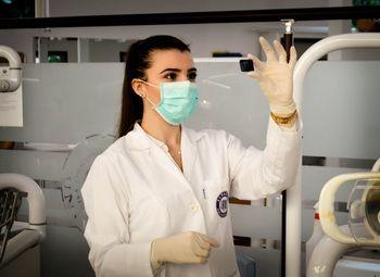 Действующая стоматология на севере города