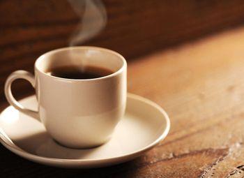 Точка кофе с собой в крупном ТЦ