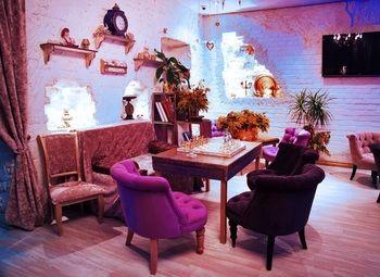 lounge кафе с японской кухней и низкой арендной ставкой
