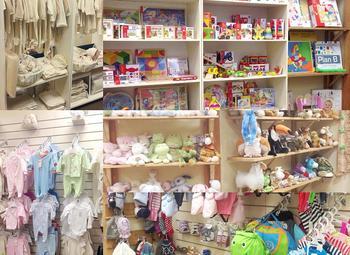 Магазин детских игрушек на Юге города