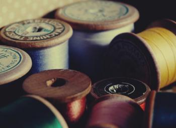 Магазин тканей и швейных принадлежностей