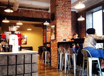 Авторская кофейня