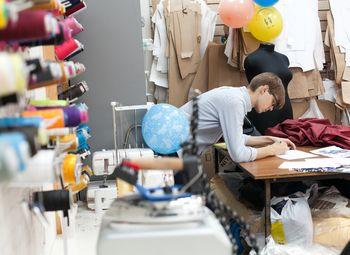 Ателье по ремонту одежды в центре