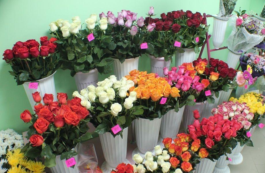 Прибыльный салон цветов в спальном районе