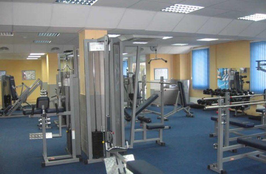 Фитнес-центр с высоким доходом