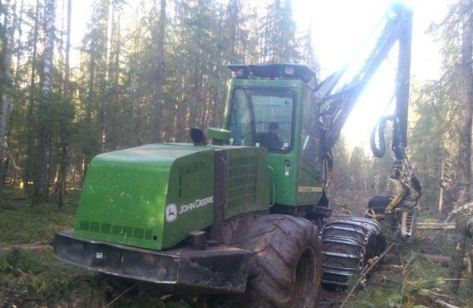 Лесозаготовительная компания с крупным сбытом