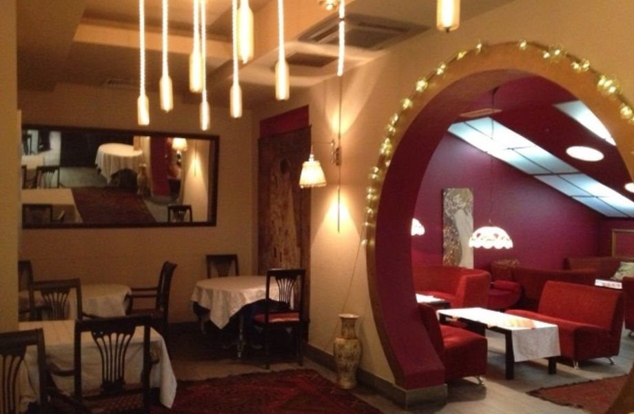 Ресторан в популярном ТРК
