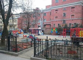 Частный детский сад (арендный бизнес)