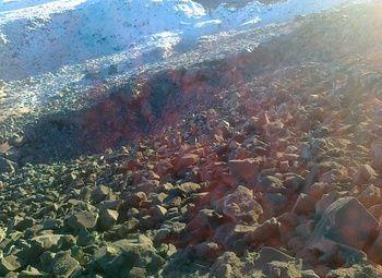 Действующий карьер по добыче Базальтового щебня