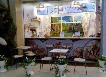 Кафе-Пекарня с эксклюзивным интерьером и товаром