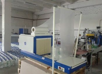 Производство бутилированной питьевой воды