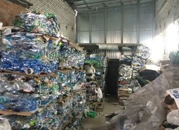 Утилизация пластика, макулатуры с постоянным сбытом